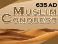 Muslim Conquest 635 AD