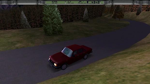 New Volga model