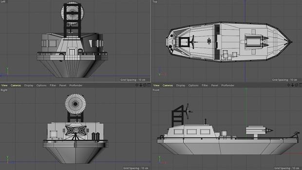 LRS Launcher [Modeling]