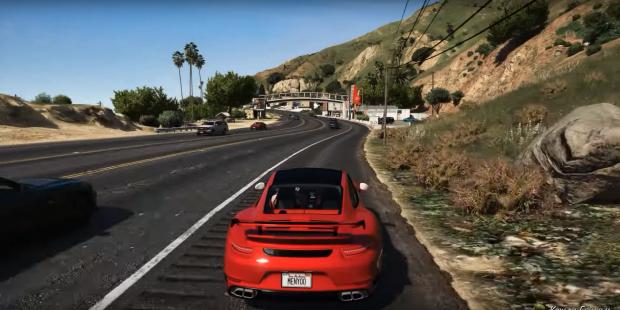 Image 3 - GTA V Mega Car Addon 2019 mod for Grand Theft Auto