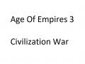 Age Of Empires 3:Civilization War