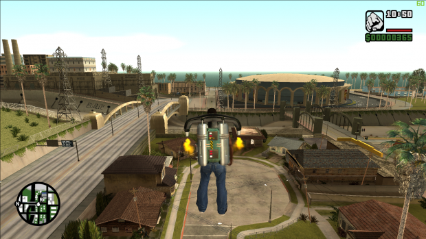 San Andreas OG locations restored