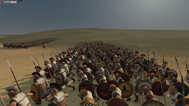 Macedon Hoplites 10