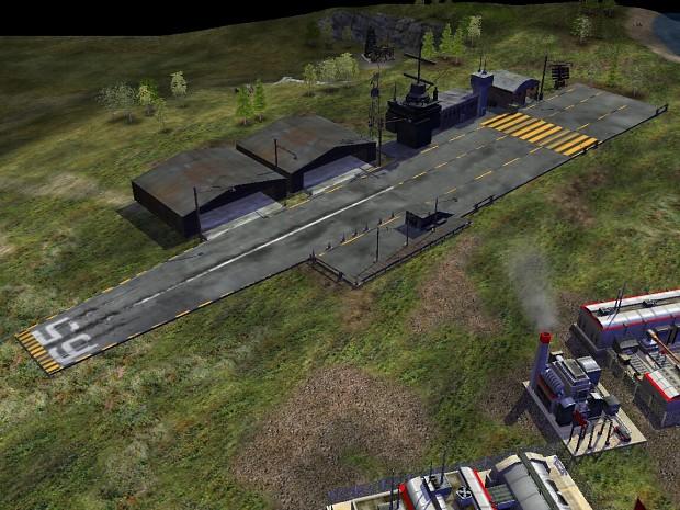 Airfield beta