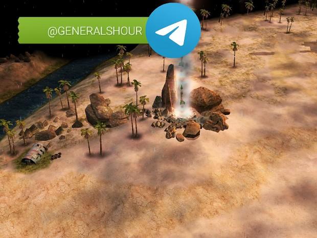 telegram channel image - mod iran battle in the region mod
