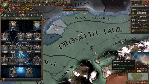 Drúwaith Iaur Missions