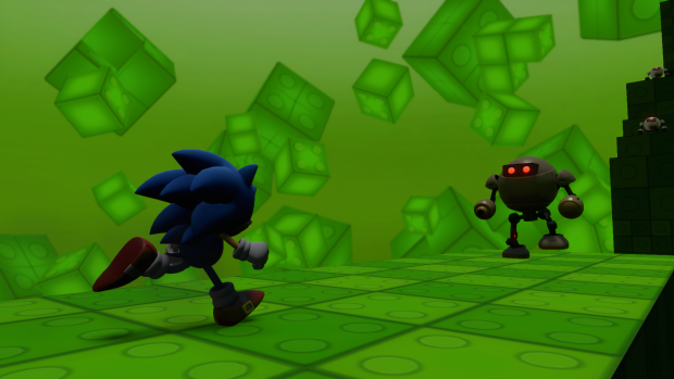 Image 1 - Classic Game Land mod for Sonic Forces - Mod DB