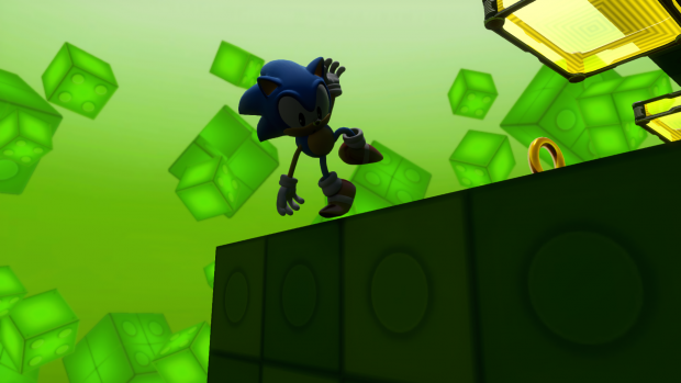 Image 2 - Classic Game Land mod for Sonic Forces - Mod DB
