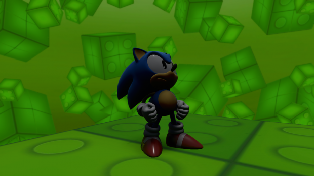 Image 5 - Classic Game Land mod for Sonic Forces - Mod DB