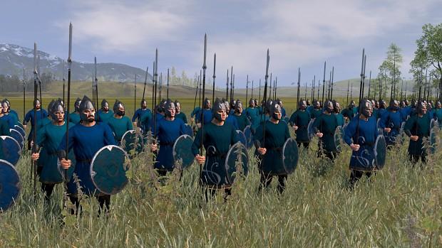 Dol Amroth Units
