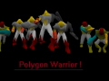 Polygons Warrior