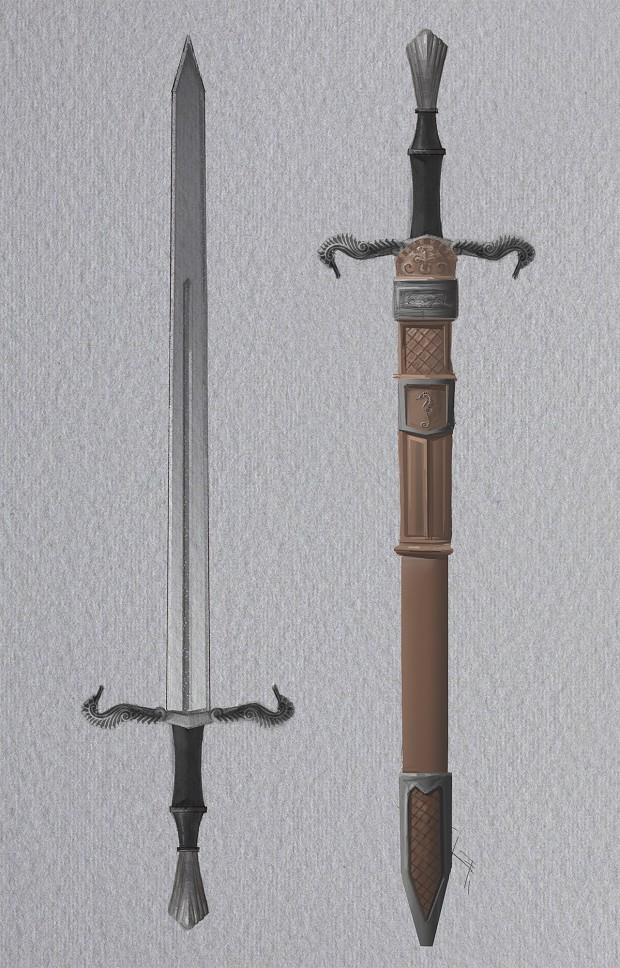 Sea Smoke Long Sword