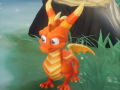 Candy Corn Spyro