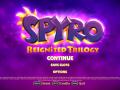 Spyro Year of the Dragon Menu Theme Mod