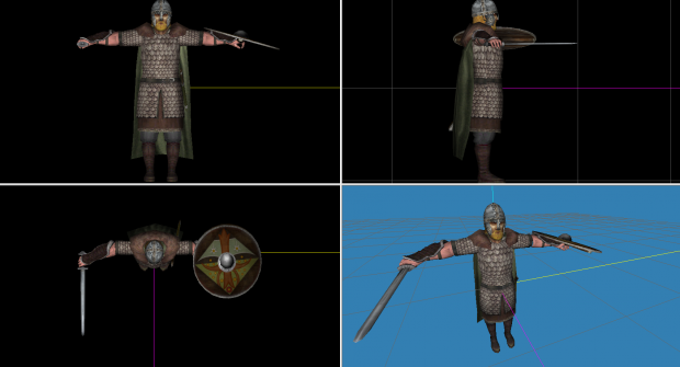 Haladin Swordsmen