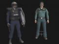 Policia nacional/ Guardia civil España
