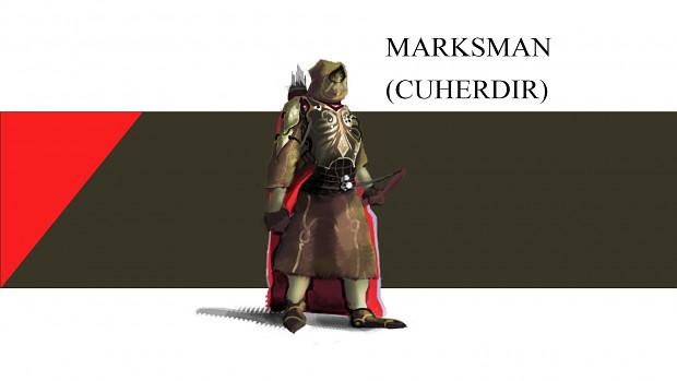 Cuherdir (Marksman) - Troop Concept Art