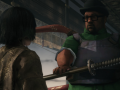 Big Smoke From GTA SA as Genichiro Ashina