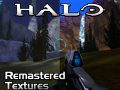 Halo CE Remastered Textures Mod