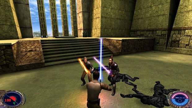 Image 1 - Jedi Outcast & Jedi Academy Xinput Controller