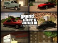 GTA3: True Vehicle Pack
