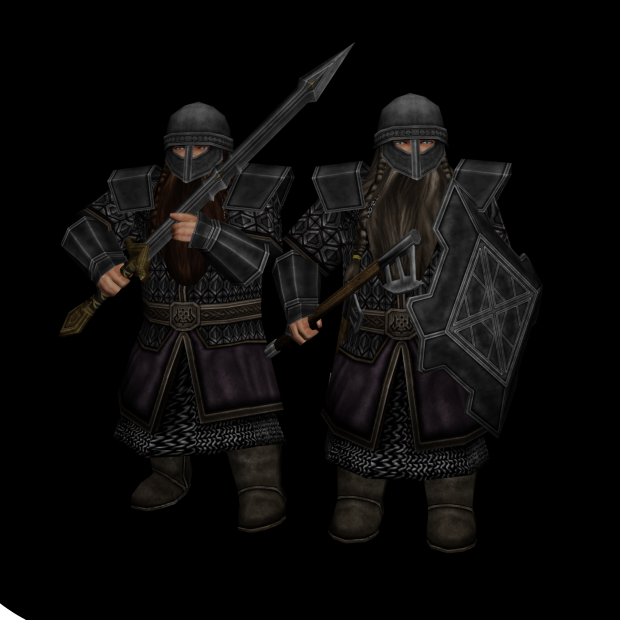Dwarves of Khazad Dûm
