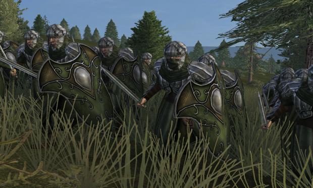Elves of Mirkwood
