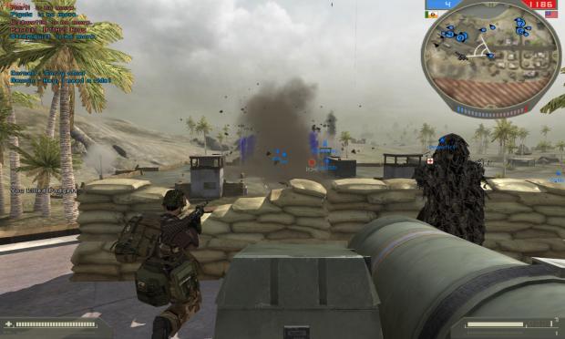 Rush v2 gameplay