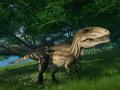 Carcharodontosaurus Model Edit