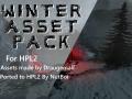 Winter Assets For HPL2