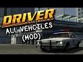 All Vehicles Mod