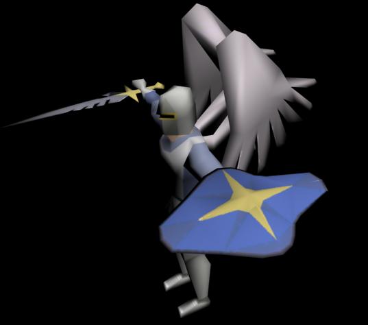 Icyene Warrior