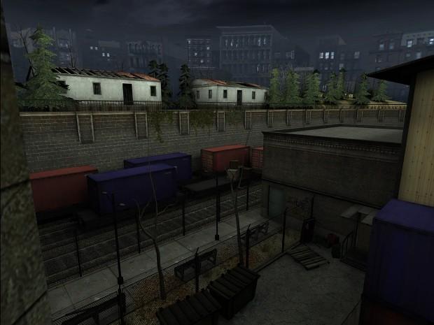 Railway (outside)