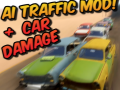 AI Traffic Mod (+ Car Damage Mod) !!