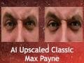 Ai Upscaled Classic Max Payne for Max Payne 2