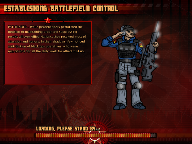 Pathfinder - loading screen