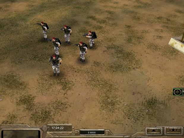 hecu commander