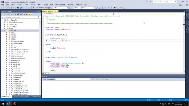 SMOD 2 - C++ Source Code - Source SDK 2013