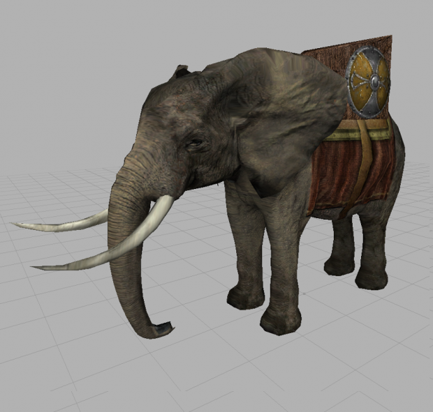 BannerPage 2.0 preview - African Elephant