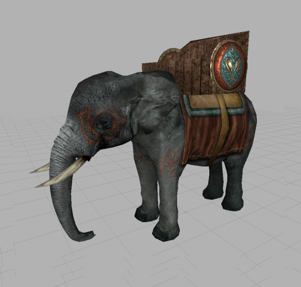 BannerPage 2.0 preview - Asian Elephant.