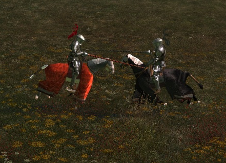 Ludus Calradius - Bannerpage 2.0 - Jousting Preview -