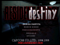 Resident Evil 2 Destiny ITA (Translation Project)