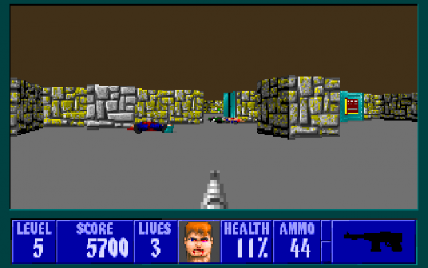 Wolfenstein 3D: Hitler Secret Departament