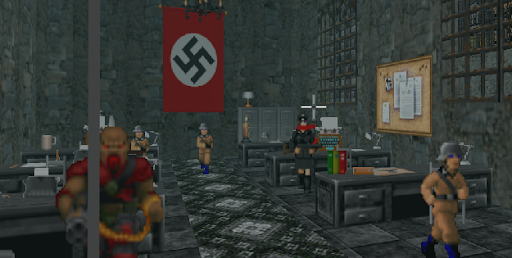 Wolfenstein : Hearts Of Liberty PREVIEWS!