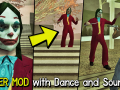 JOKER Mod (Attack to CJ, Dance and Laugh)