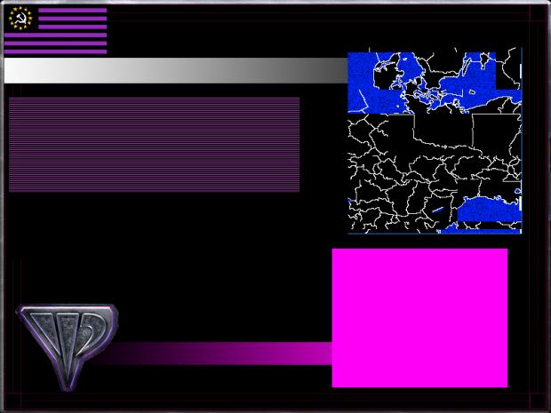 New Yuri Subfaction Loading Screen