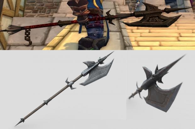 [SP] Mount & Warcraft Asfasfasf