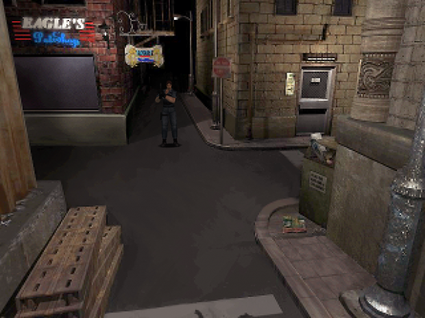 Day time RE3 streets
