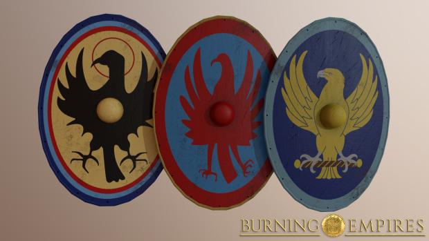 [SP] Burning Empires Shields_Render