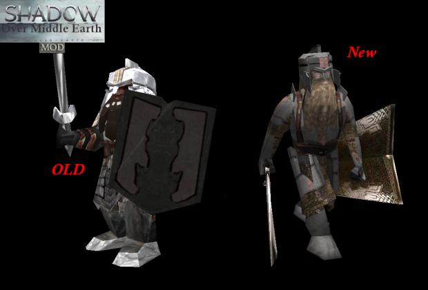 Evelution of Iron Hills Warriors